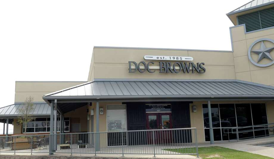 Doc Browns 6511 Loop 1604 Doc Browns will be open on Christmas Day and New Years Day 6pm-2am with $1,$2 & $3 drink specials Photo: Billy Calzada /San Antonio Express-News / San Antonio Express-News