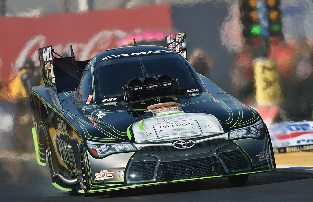 Heidi's pics: Alexis DeJoria wants to become first Female NHRA Funny Car Champion