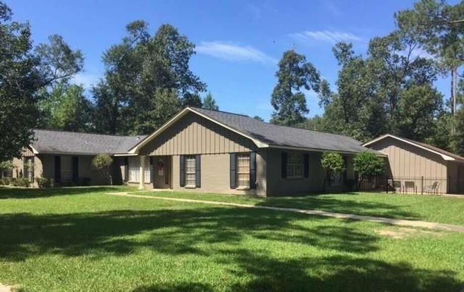 414 Pinemont Dr., Sour Lake, Texas 77659.$338,900. 4 bedrooms; 2 full, 1 half bathrooms. 3,013 sq. ft., 1.64 acres. Photo: Realtor.com