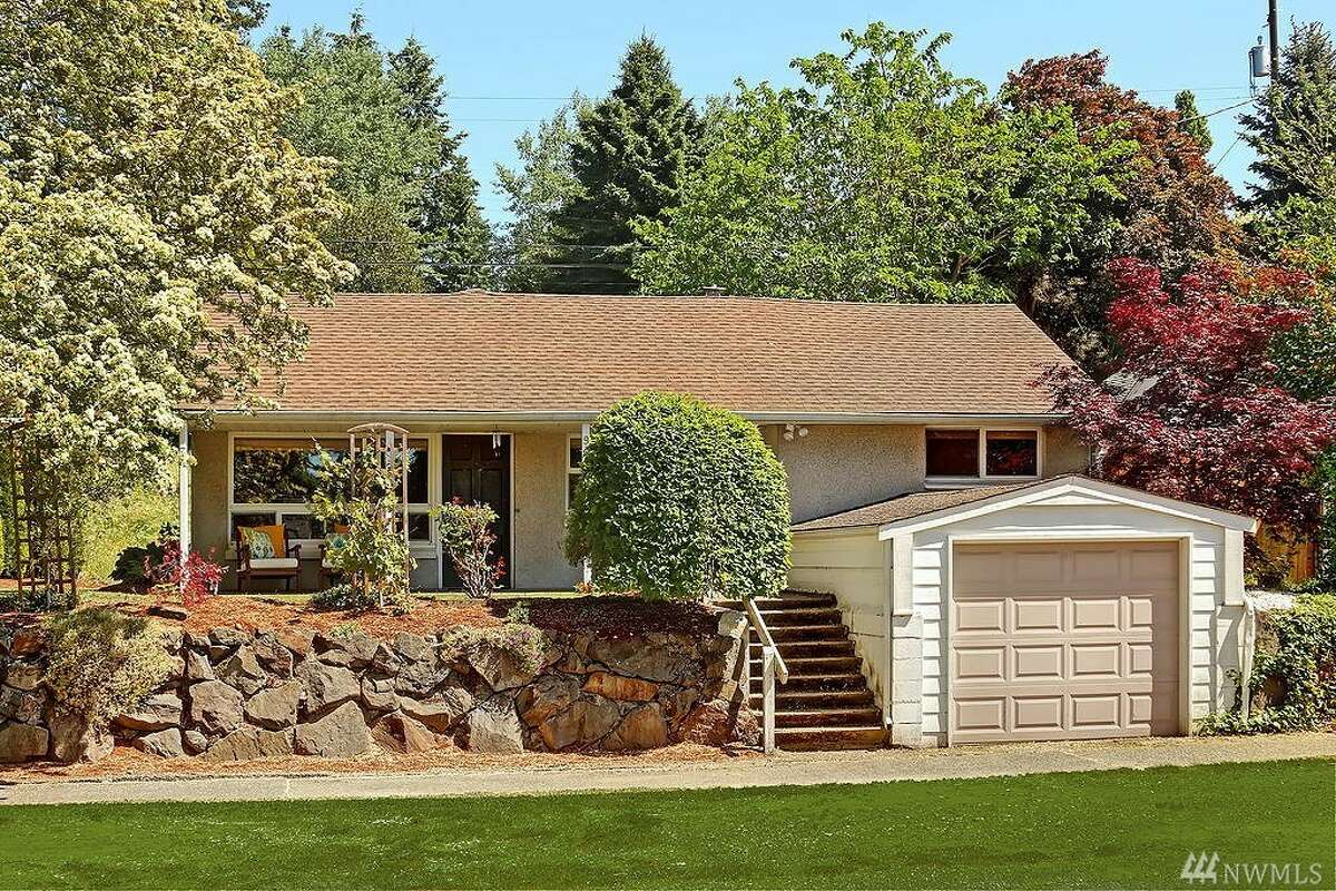 The first home, at 9418 24th Ave. S.W., is listed for$329,950. The home has three bedrooms and one bathroom. Its kitchen was remodeled in 2014. There will be a showing for this home on Saturday, May 14 and Sunday, May 15 from 10 a.m. to 1 p.m. You can see the full listing here.
