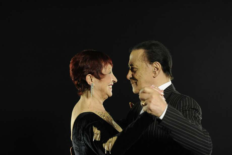 """""""Our Last Tango"""" tells the story of dancers María Nieves Rego and Juan Carlos Copes through interviews and re-enactments. Photo: Gabriela Malerba"""