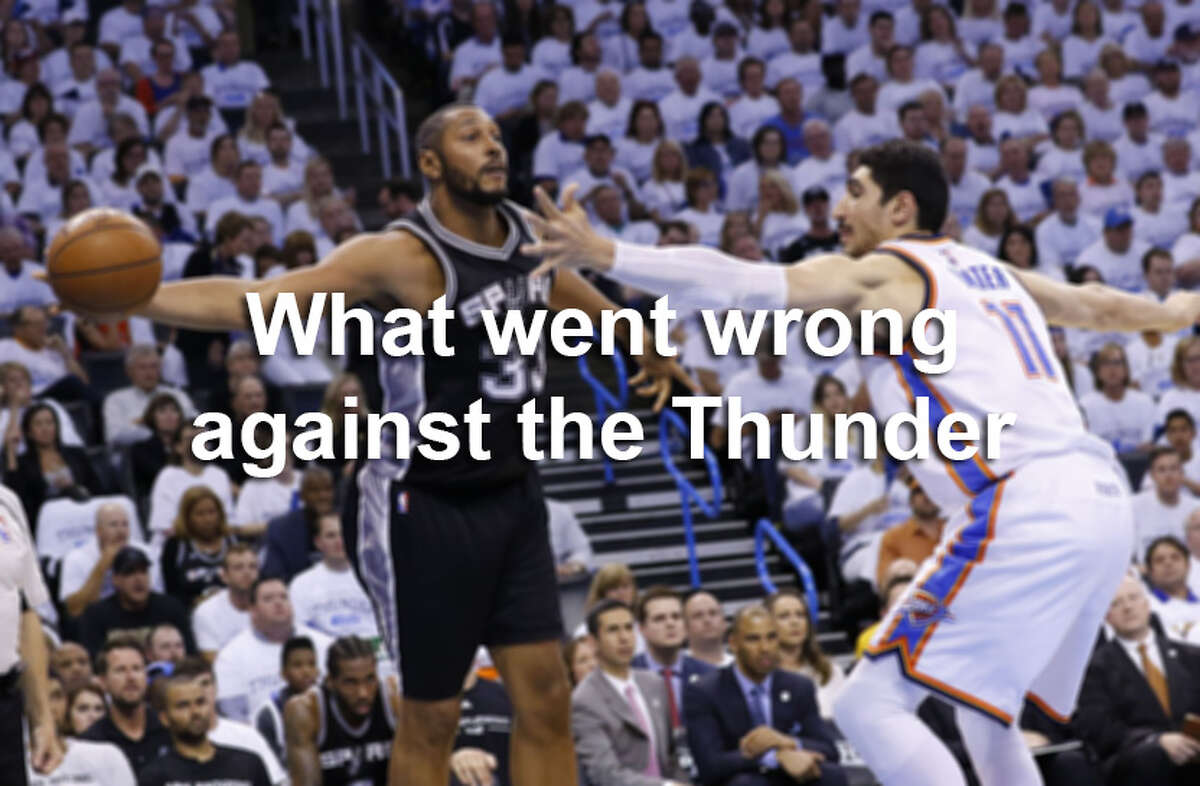 After a Game 1 blowout where the Spurs looked nearly unbeatable, this is where things went wrong.