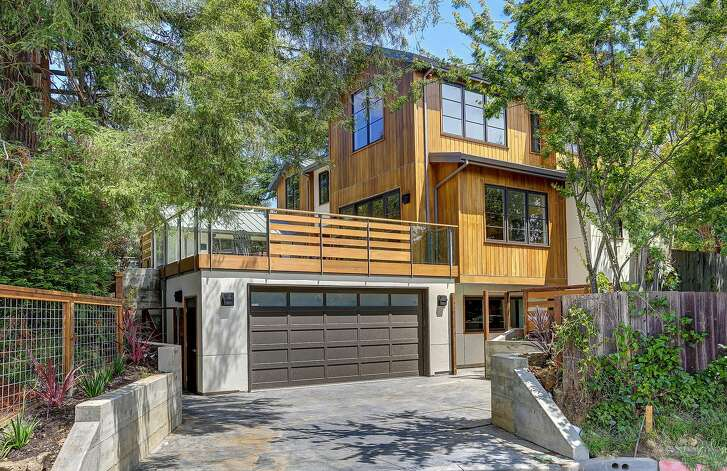 215 Alexander Ave. in Larkspur is a newly built five bedroom available for $5.9 million.