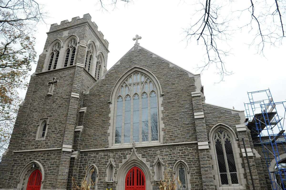 Members of Christ Church Greenwich will be honored by the Greenwich Preservation Trust for preservation of the 1910 building on Saturday.