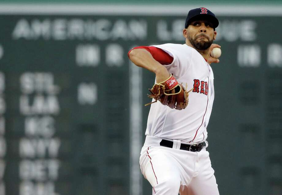 The Astros will face David Price in Sunday's series finale vs. the Red Sox. Photo: Elise Amendola, Associated Press / AP