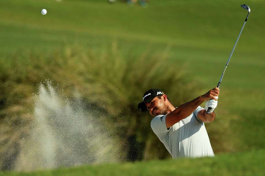 PONTE VEDRA BEACH, FL - MAY 12:  Jason Day of Australia plays a shot from a bunker on the 11th hole during the first round of THE PLAYERS Championship on May 12, 2016 in Ponte Vedra Beach, Florida.  (Photo by Mike Ehrmann/Getty Images) ORG XMIT: 592311667 Photo: Mike Ehrmann / 2016 Getty Images