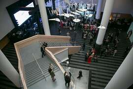 SFMOMA:� If you like the staircase, you should see the restrooms