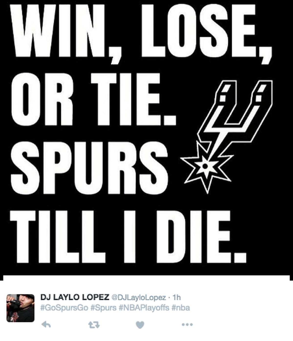 Twitter reacts to Spurs' Game 6 elimination.