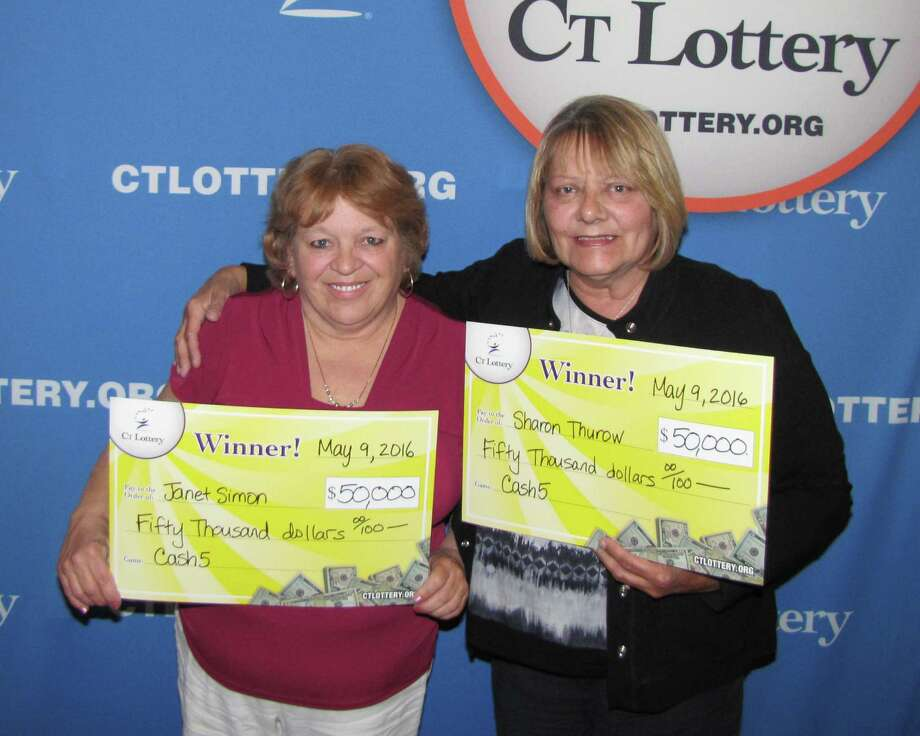 Winners tell lucky stories on hitting the lottery