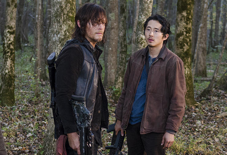 Glenn and Daryl Are Probably Still Alive on The Walking Dead - seattlepi.com