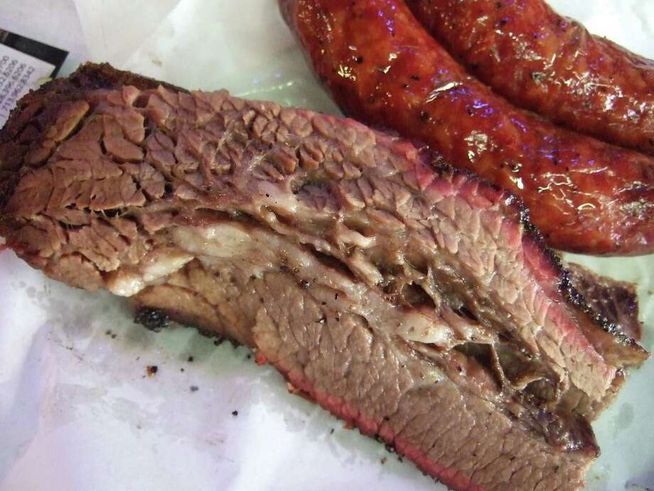 Can you make brisket as good as this? Photo: J.C. Reid