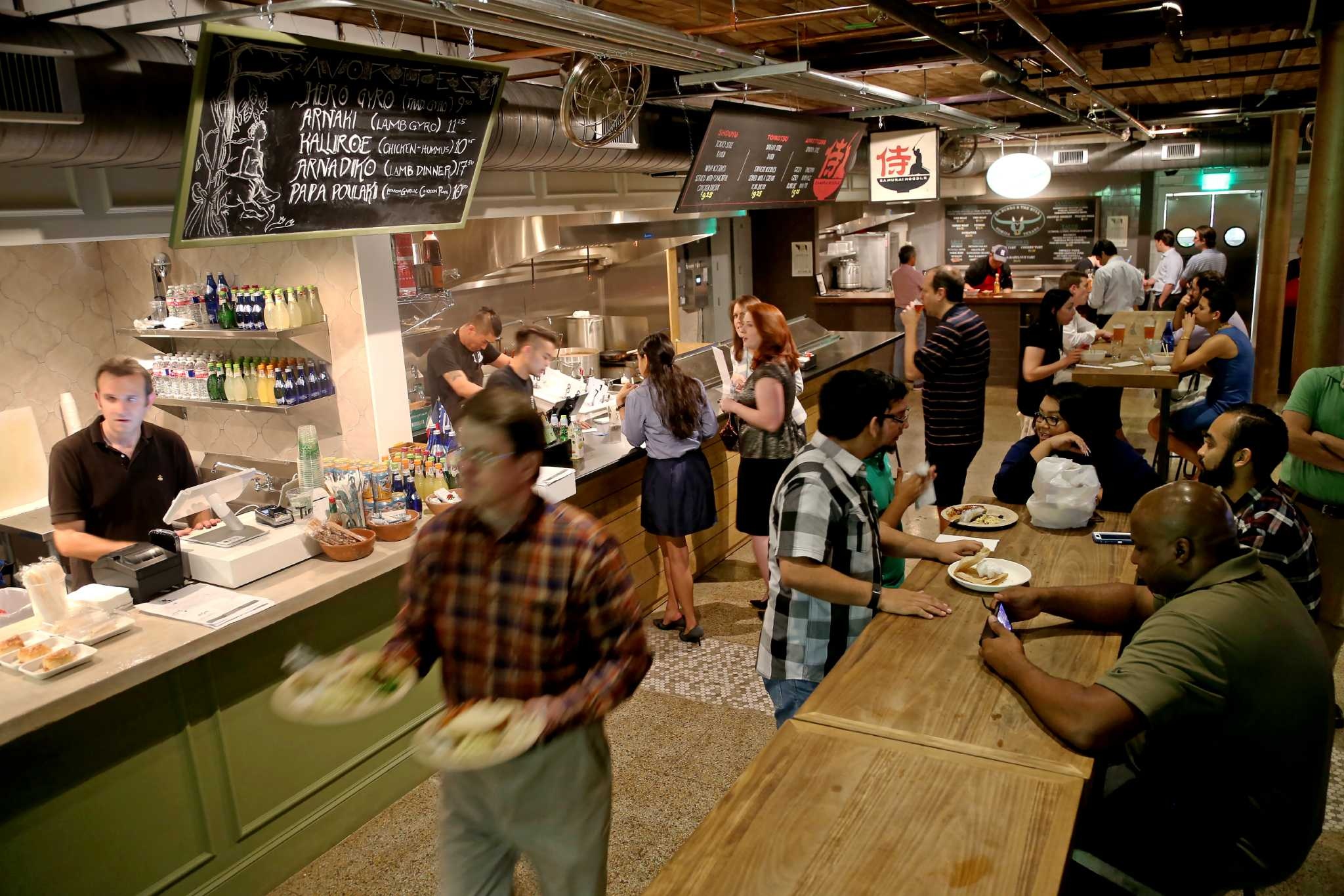 What's in store at Conservatory, Houston's first food hall ...