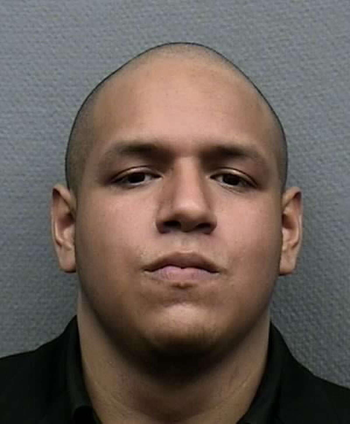 Alan Vargas, 24, was arrested by the Houston Police Department following a two month-long prostitution sting in southeast Houston.