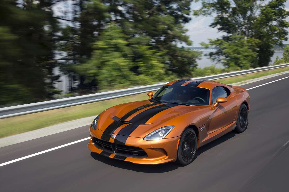 Dodge Viper Fiat Chrysler announced it would end production of their sports car series sometime in 2017, citing poor sales. Still, it's not all glum. Wealthy enthusiasts can purchase five special models of the car when it all comes to an end.