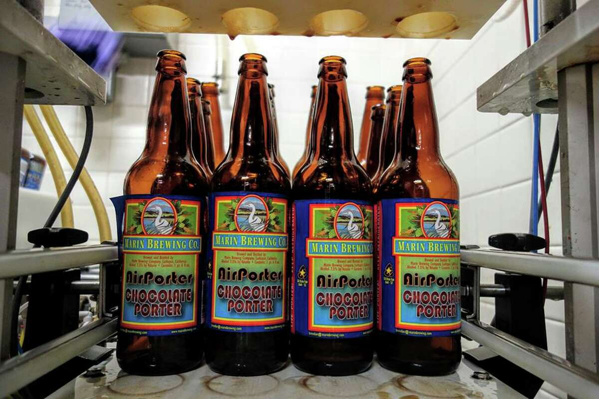 Chocolate Beer: Marin Brewing Company's Airporter Chocolate Porter took second in the Chocolate Beer category over 78 other beers. Only one beer - the Cyclo stout from a Vietnamese brewery called Pasteur Street - beat them for first.