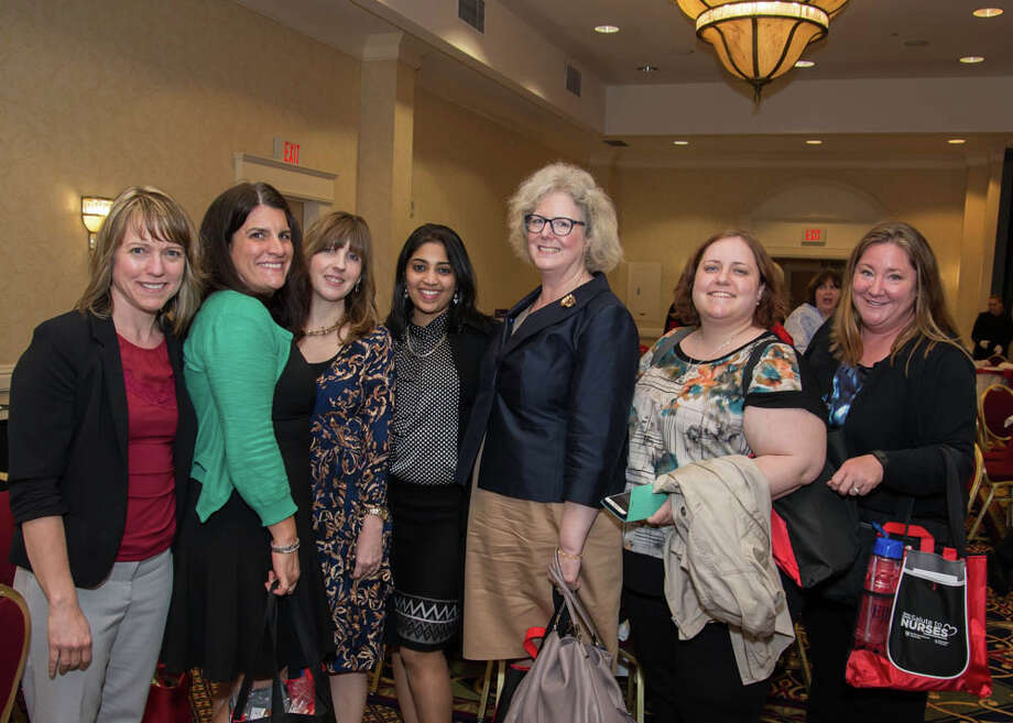 Were you Seen at the Times Union Salute to Nurses luncheon at the Albany Marriott in Colonie on Friday, May 13, 2016? Photo: Jon Knott