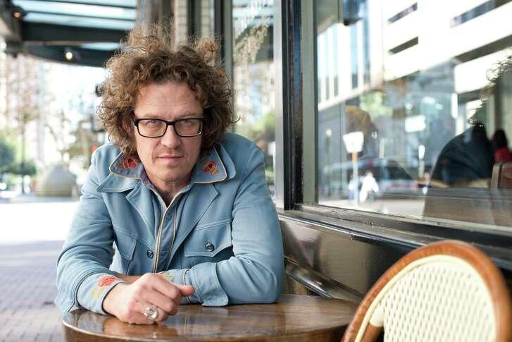 Image of musician John Evans
