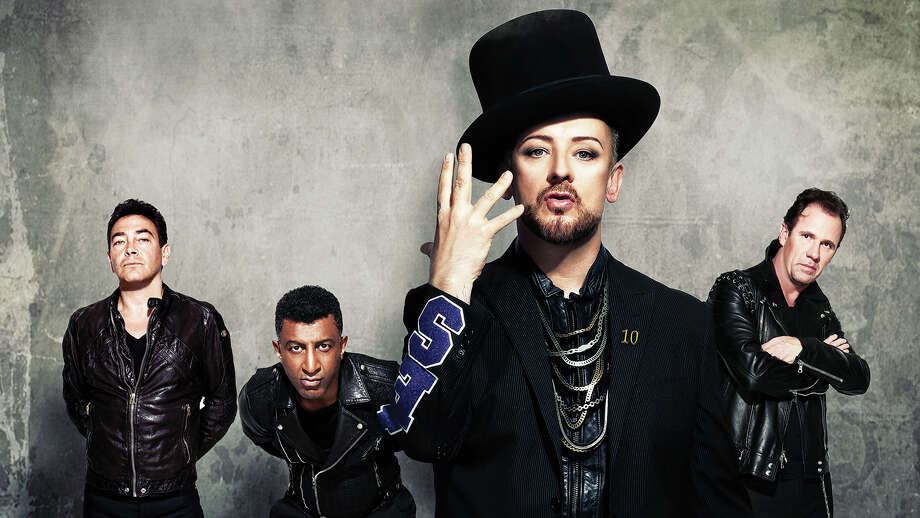 Boy George and the original Culture Club have reunited for a tour. Photo: Courtesy Photo