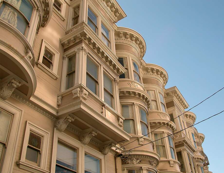 Would you pay over asking to rent an apartment in this San Francisco Victorian? Rentberry, a new online auction tool, makes it easy for renters to outbid competing tenants for desirable units. Photo: Chris Scredon, Getty Images