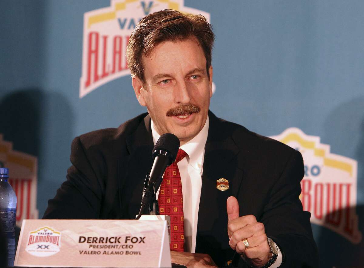 Valero Alamo Bowl President and CEO Derrick Fox pulled down $578,000 in 2014-15. Pretty sweet pay to run a nonprofit that puts on an annual exhibition game (with unpaid players).