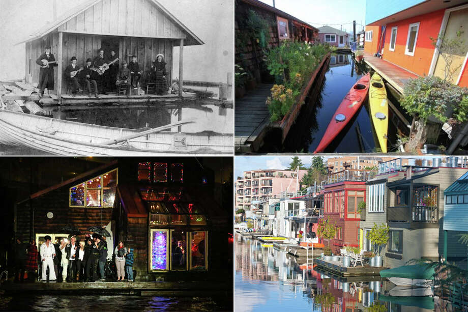 Take a look at Seattle's houseboats through the years in photos taken from the collections of seattlepi.com, Getty Images, the Museum of History and Industry and the city of Seattle. Photo: File Photos