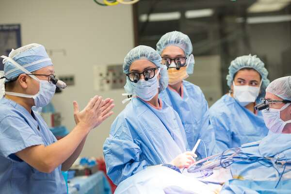 Pioneering elbow transplant at UCSF - SFChronicle com