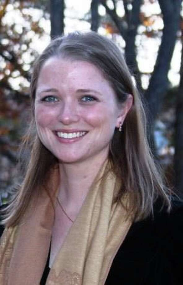 Jennifer Raymond Dresden, a 2002 Convent of the Sacred Heart graduate and a political scientist at Georgetown University, will give the commencement speech at her alma mater's June 3 graduation ceremony. Photo: Contributed Photo