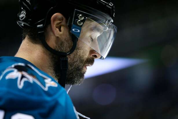 Is This Marleau's Last Skate For The Sharks?