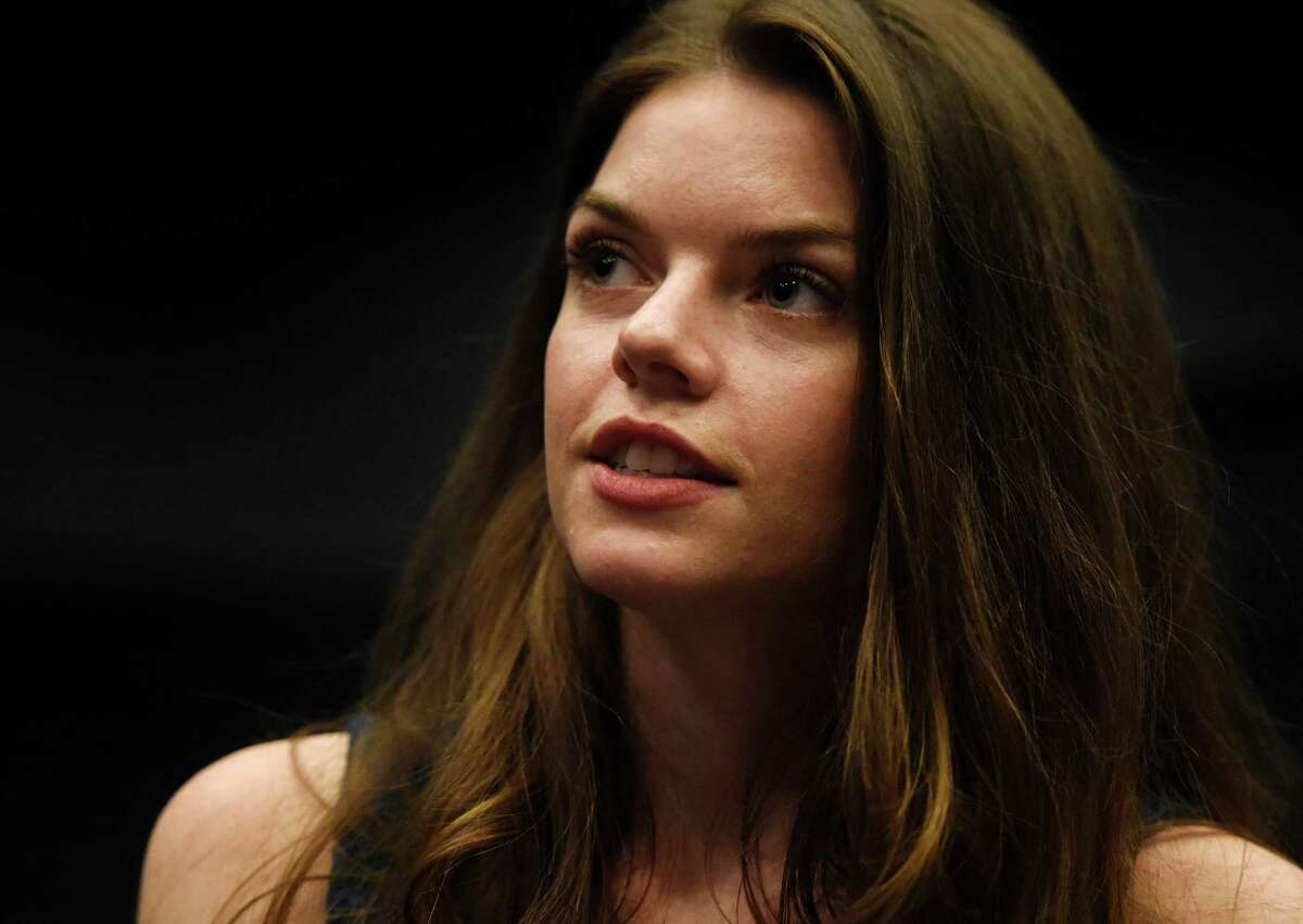 Greenwich native Kate Taney Billingsley speaks about her play