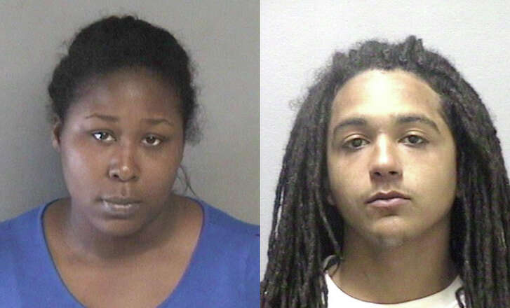 Jadonna Alfay Thibodeaux and Christopher Crutcher allegedly tried to force a developmentally disabled teenager from Pleasant Hill into prostitution.