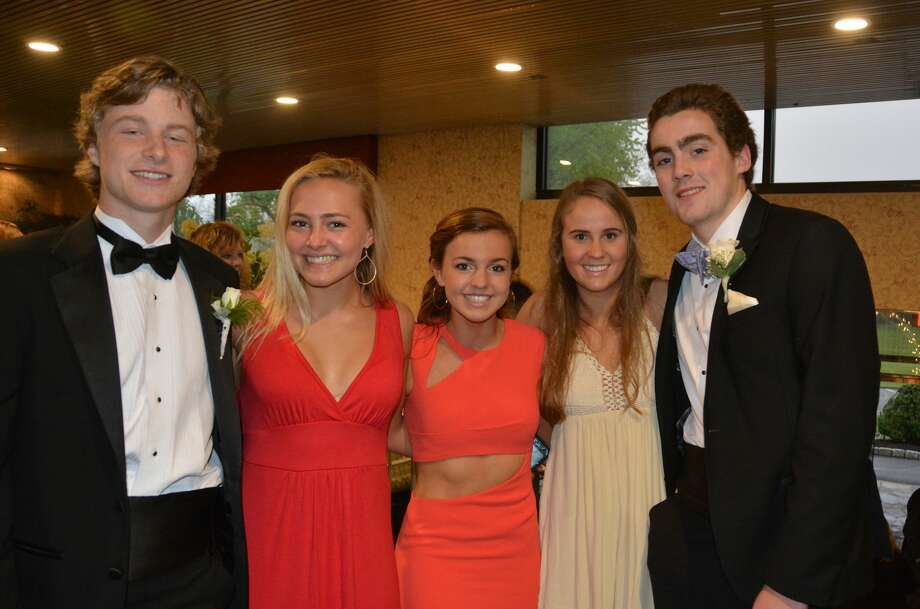 Darien High School seniors celebrated prom night on May 13, 2016 at the Italian Center in Stamford. Were you SEEN? Photo: Vic Eng