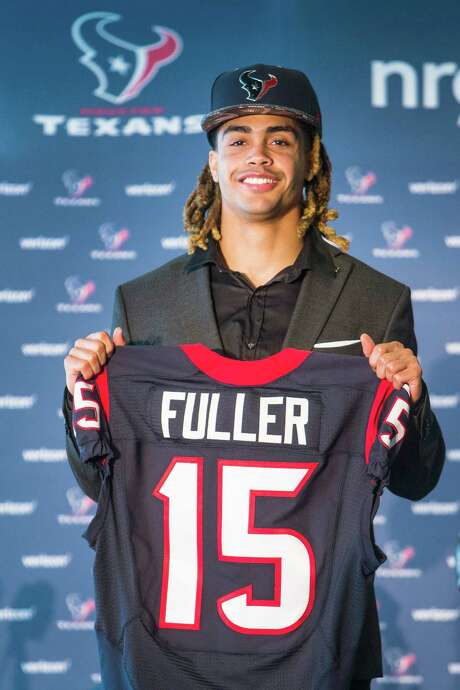 Texans Strike Deal With First Round Pick Will Fuller