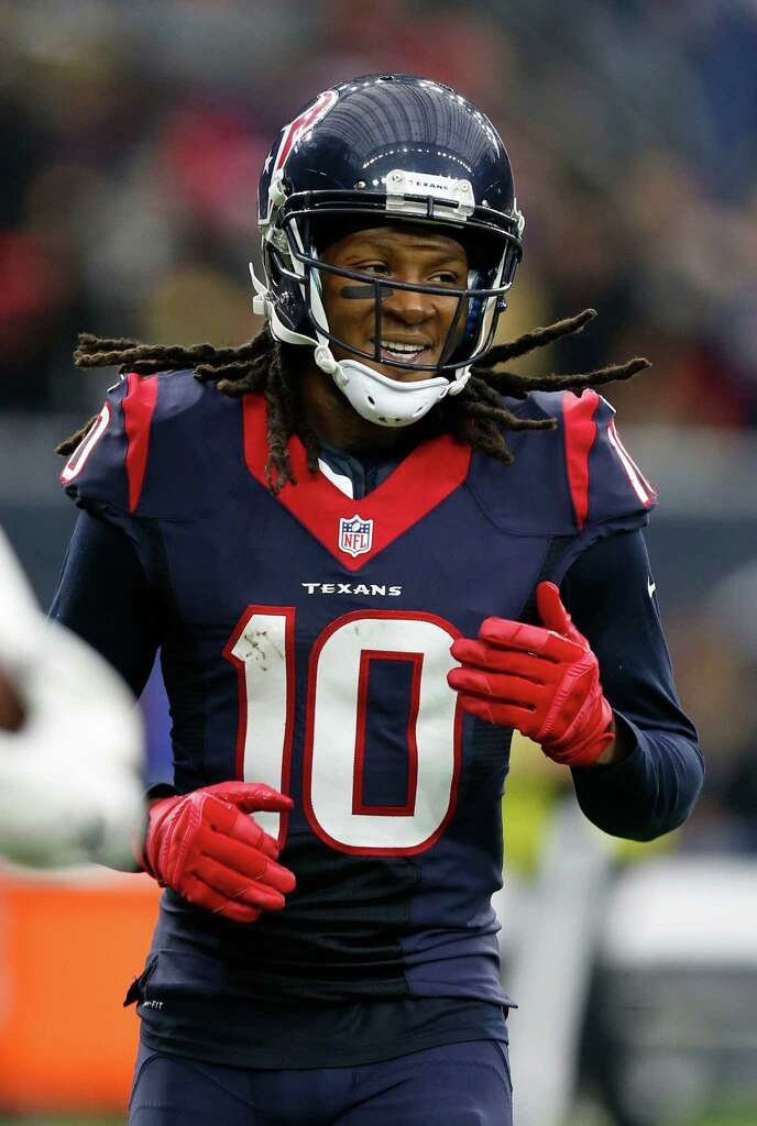 DeAndre Hopkins says Texans are the team to beat - Houston Chronicle