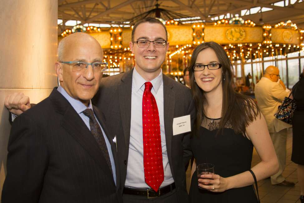 Were you Seen at the Rockefeller College Alumni Dinner and Awards Ceremony at the State Museum in Albany on Friday, May 13, 2016?
