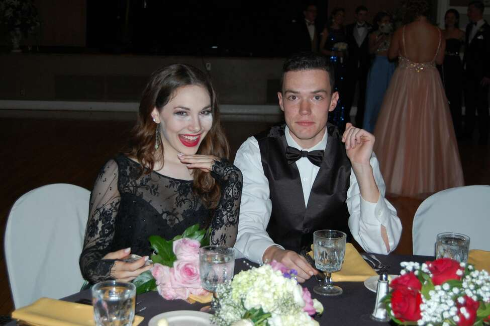 Were you Seen at the Notre Dame-Bishop GibbonsJunior-Senior Prom held at The Edison Club in Rexford onFriday, May 13, 2016?