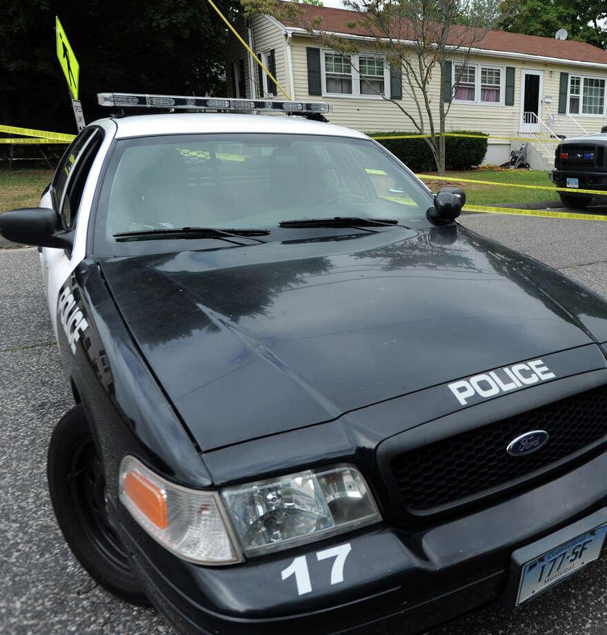 Connecticut State Police Photo: Autumn Driscoll / Hearst Connecticut Media / Connecticut Post