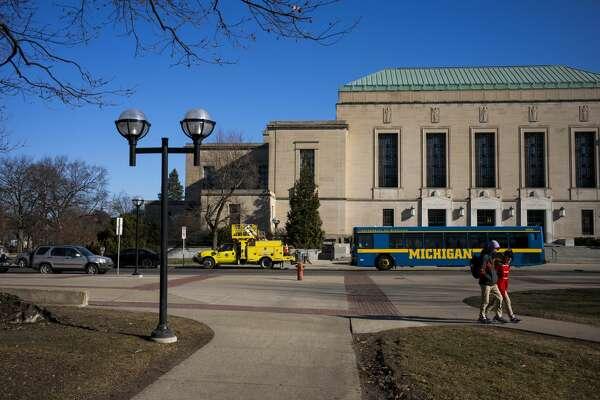 2. University of Michigan - Ann Arbor   Ann Arbor, Michigan