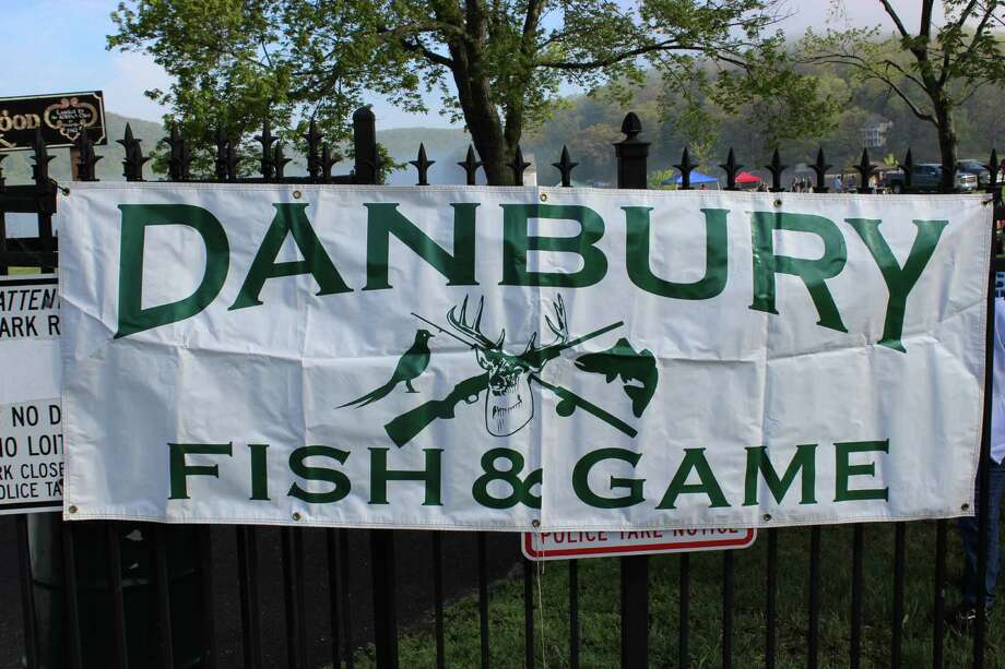 Young anglers cast lines at annual fishing derby for Ct fish and game