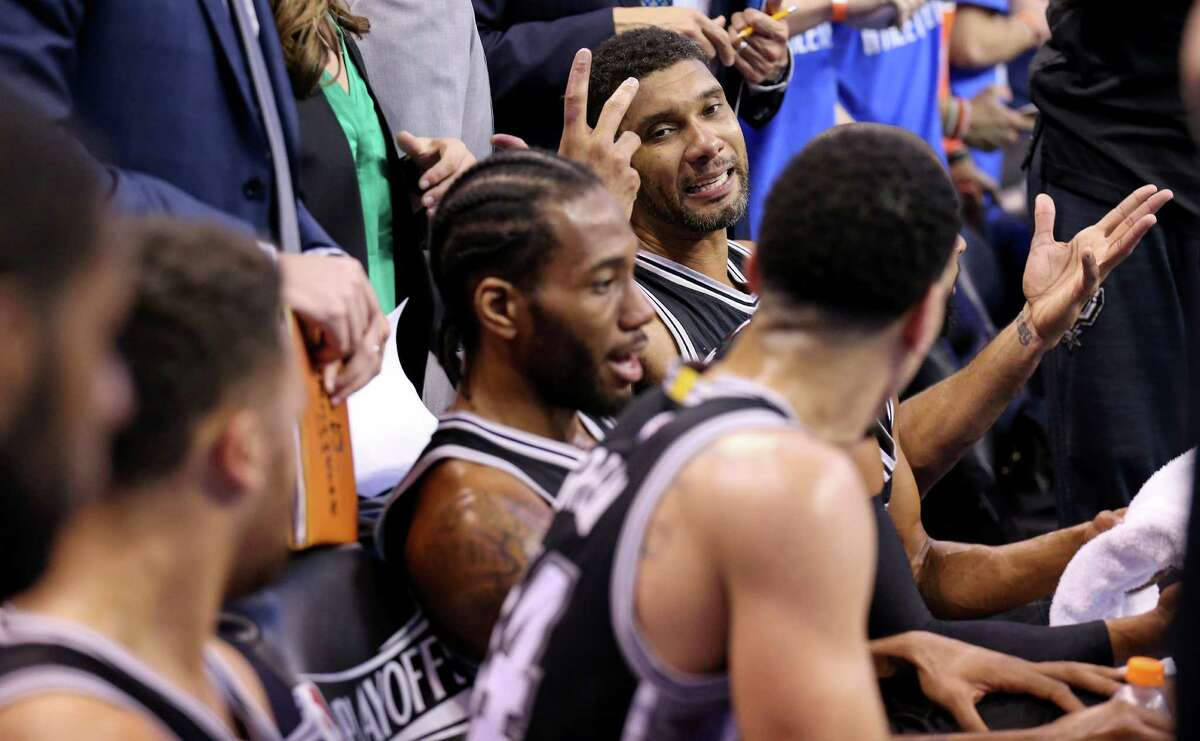 The team needs his guidance Tim Duncan is a pillar of wisdom for the team. He is an extra coach as he works with younger teammates and gets roster additions adjusted to the Silver and Black style of play and composure.