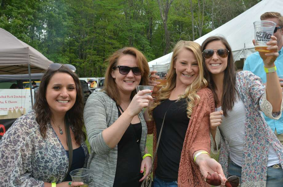 Danbury's annual Brews and BBQ festival was held on May 14, 2016. Hosted by Townsquare Media and Ives Concert Park, the event featured local BBQ food, craft beer and live music from Molly Hatchet. Were you SEEN?View more photos Photo: Vic Eng