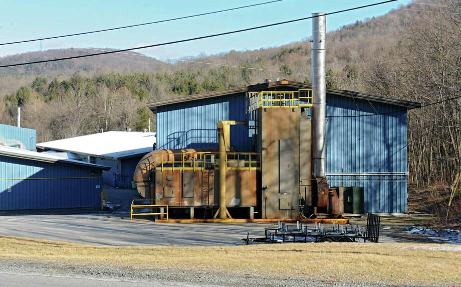 Exterior of the Taconic plastics company on Friday, Feb. 26, 2016 in Petersburgh, N.Y. (Lori Van Buren / Times Union) Photo: Lori Van Buren / 10035608A