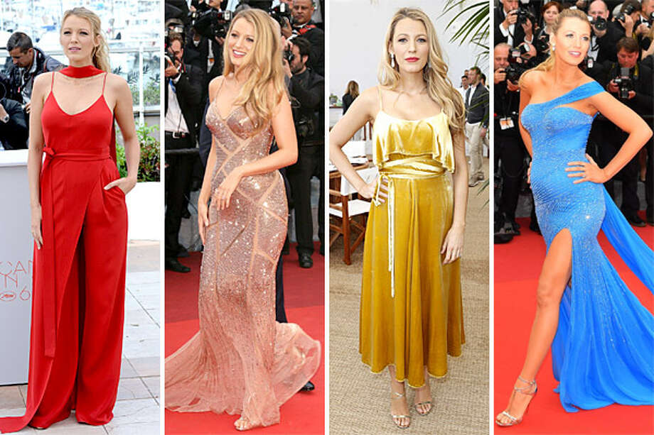 Blake Lively, 28, may not have the world's greatest resume as an actress, but she creates a sensation on the red carpet. She's been attending the Cannes International Film Festival for less than a week, but she's already displayed an impressive collection of outfits. Here's a look at her style, head to toe, from the past week.