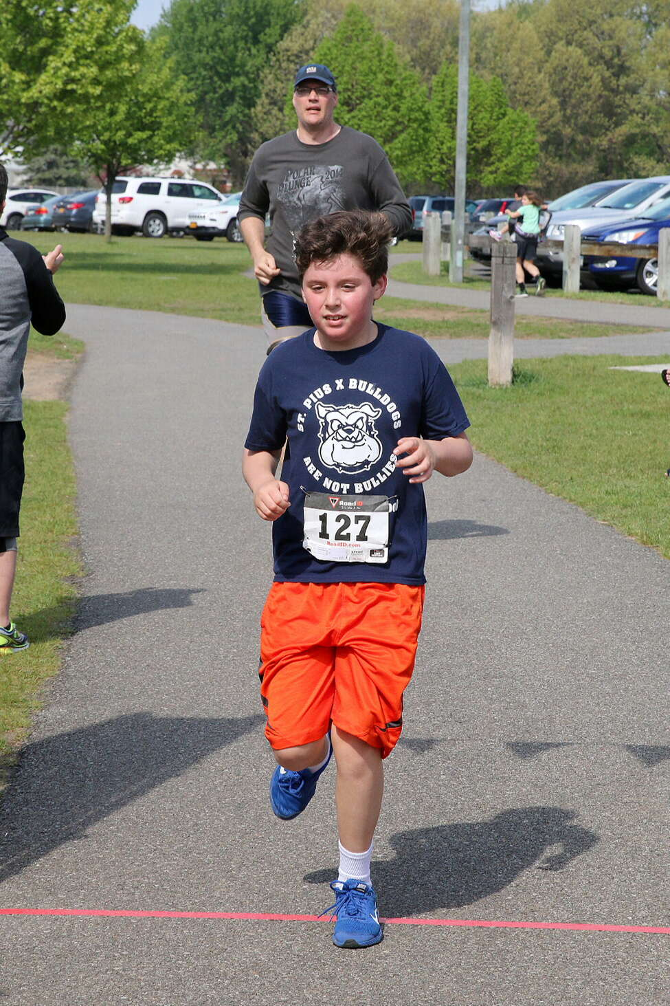 Were you Seen at the Diocesan Dash 5K Run/Walk and Dash for Hope Kids Race held at The Crossings in the Town of Colonie Park on Saturday, May 14, 2016?