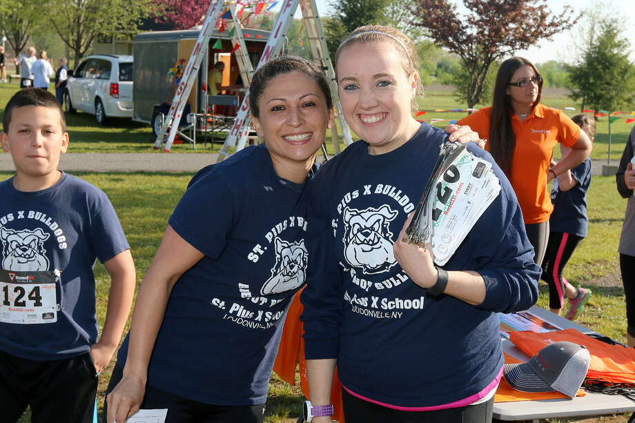 Were  you Seen at the Diocesan Dash 5K Run/Walk and Dash for  Hope Kids Race held at The Crossings in the Town of Colonie Park on Saturday,  May 14, 2016? Photo: Joe Putrock/Special To The Times Union