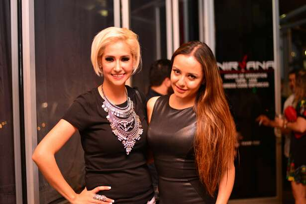 Latin Re:Mixx got people on their feet Saturday night, April 15, 2016, at Nirvana Stone Oak. DJs, producers and artists converged for a night of fast sounds and hard beats.