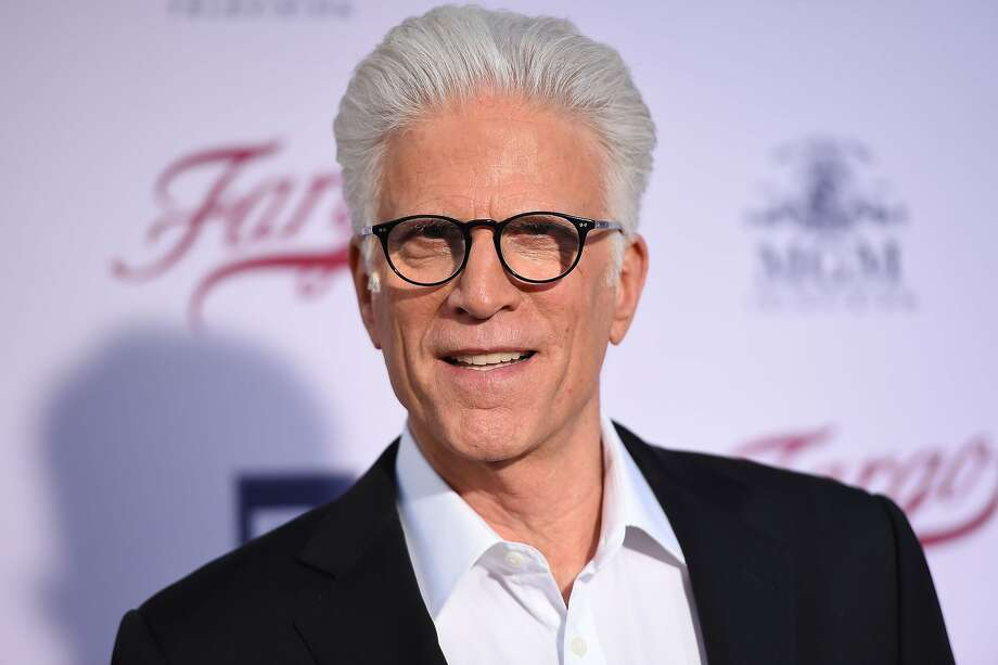 "Actor Ted Danson attends a special screening of FX Networks' ""Fargo,"" April 28, 2016 at Paramount Pictures studios in Los Angeles, California. Photo: ROBYN BECK, AFP/Getty Images"