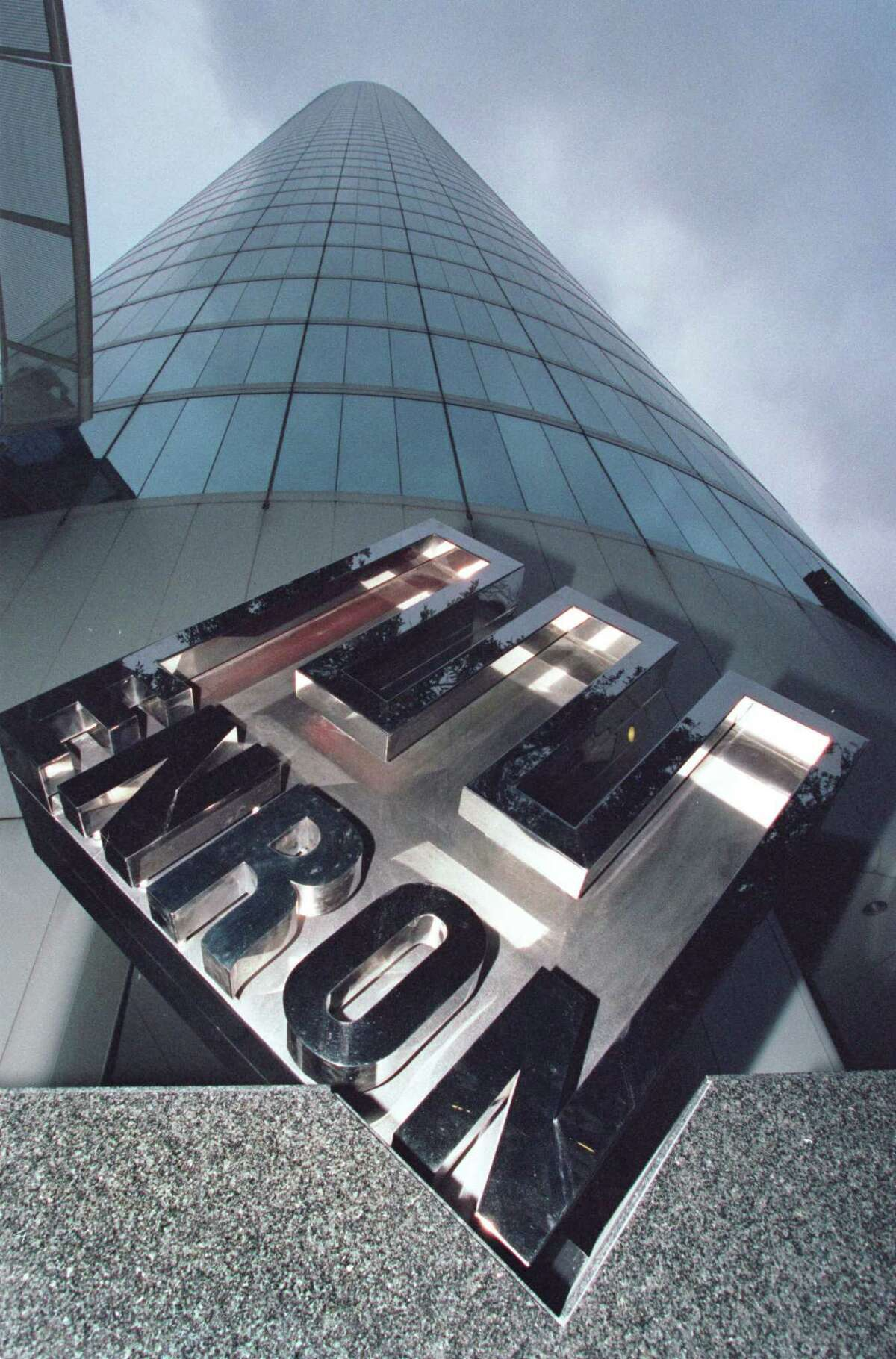Enron's demise was an embarrassing blot on a city that prides itself on business, and many around town would like to forget it.