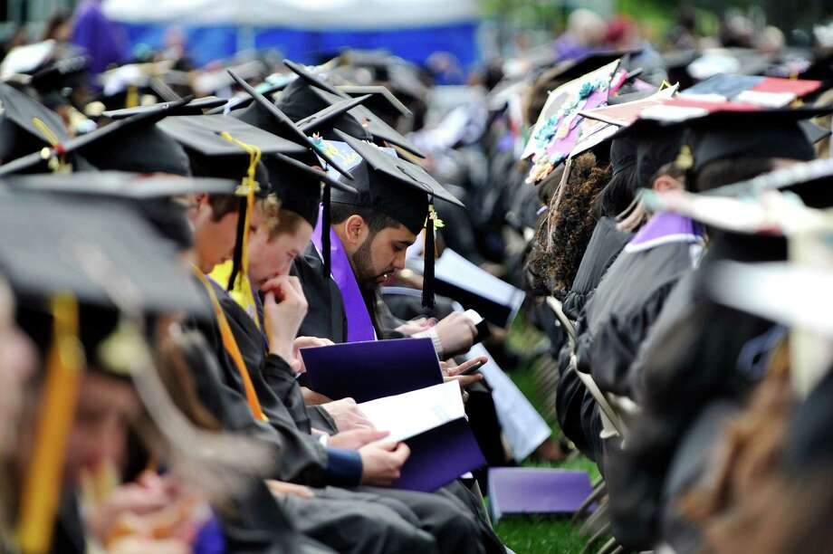 10. IllinoisWorkers that held at least a four-year degree from a college or university in 2016:  39%Source: Economic Policy Institute Photo: PAUL BUCKOWSKI / 10036378A