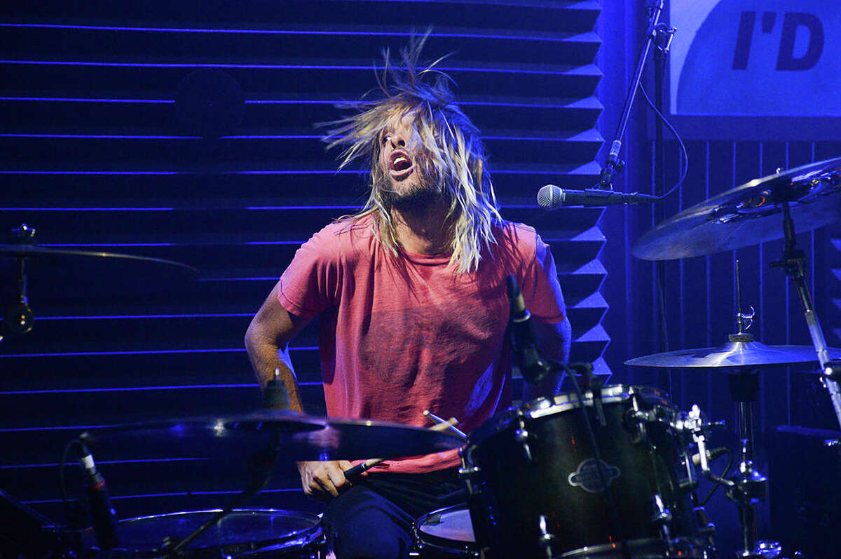 Chevy Metal Chevy Metal is a fun, party-rock side project from Foo Fighters drummer Taylor Hawkins, covering classic rock songs from Queen to Rush. See them on the Jack Daniel's stage on Saturday at 5:40 p.m.