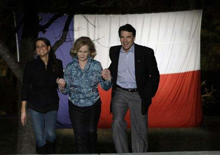 Photo: LM Otero / AP